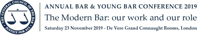 Annual Bar and Young Bar Conference 2019